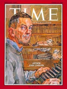 Time magazine Cheever