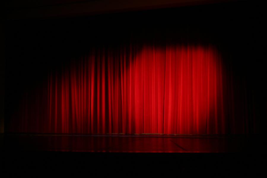 Κουρτίνα Θεάτρου