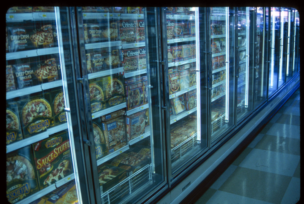 Ψυγείο σούπερμαρκετ