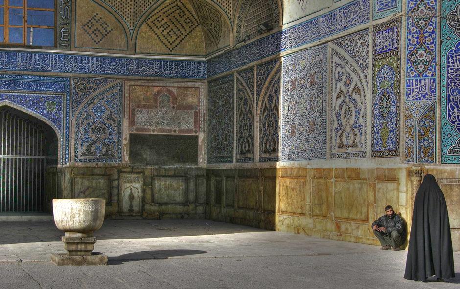 Το σπίτι του τεμένους του Kader Abdolah