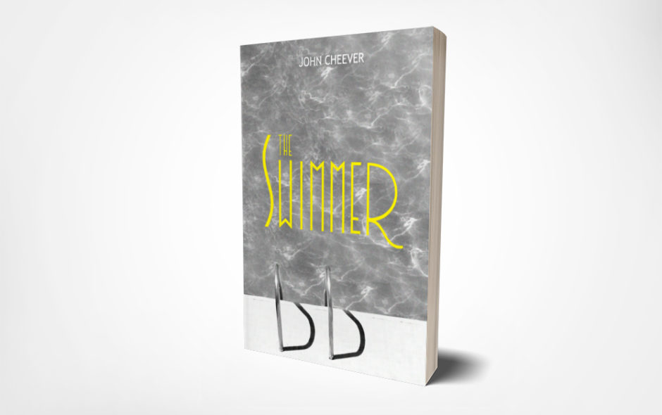 Covers by Proust & Kraken | The Swimmer