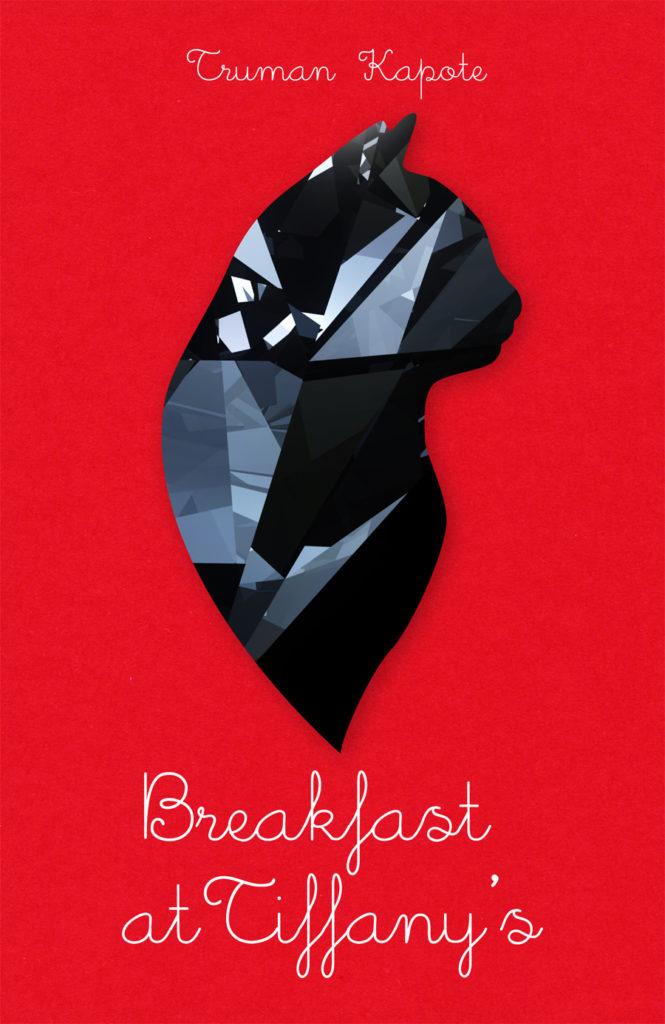 breakfast at Tiffany's εξώφυλλο Θάνος Κακολύρης