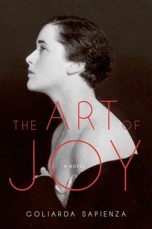 Η τέχνη της χαράς της Goliarda Sapienza εξώφυλλο εξωτερικού