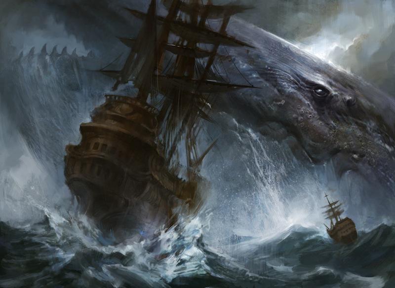 Κολοσσιαία φάλαινα