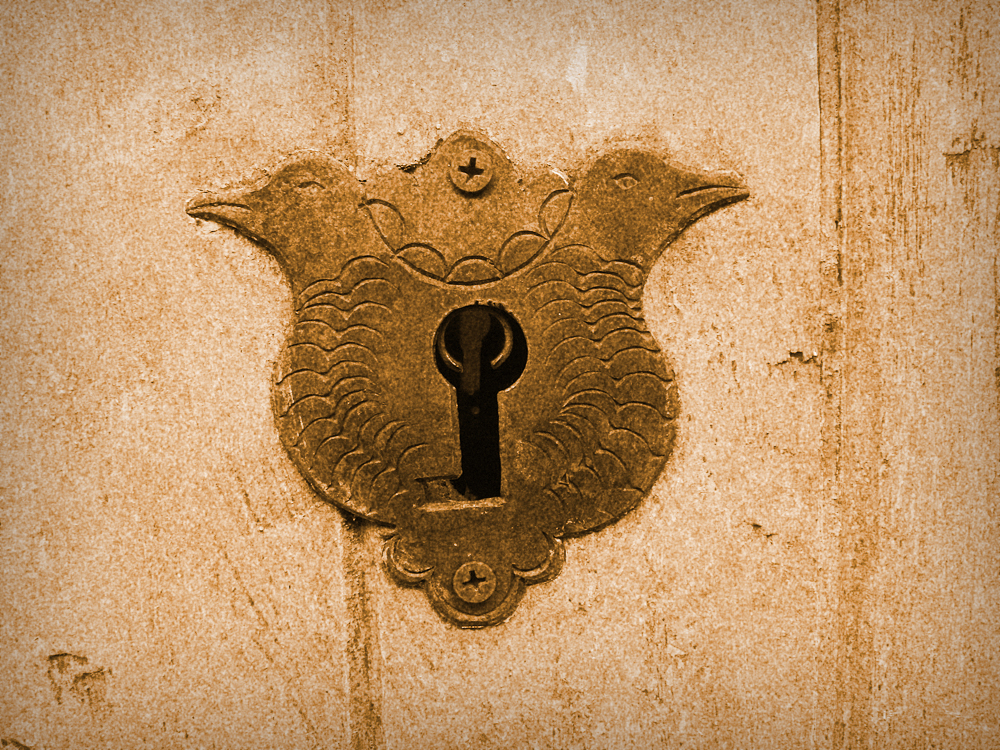 Παλιά κλειδαριά