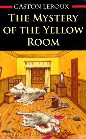 Το μυστήριο του κίτρινου δωματίου