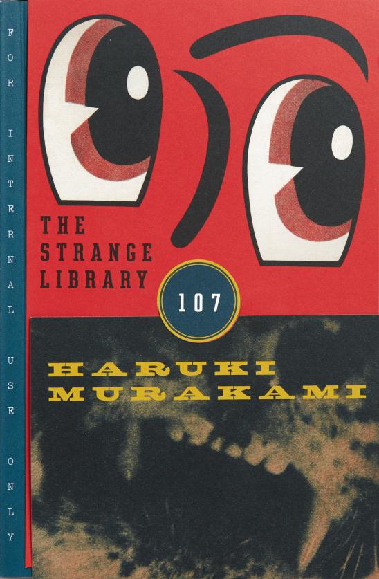 The_Strange_Library