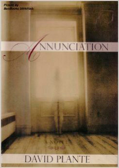annunciation book cover