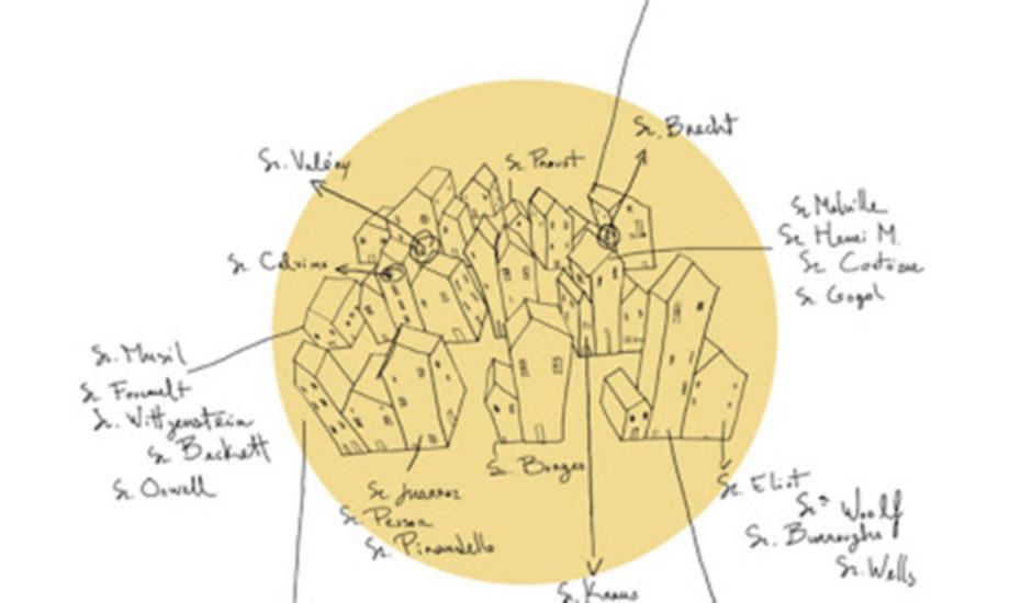 Η Γειτονιά – Δέκα φανταστικοί κύριοι του Γκονσάλο Μ. Ταβάρες