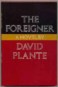 the foreigner book cover