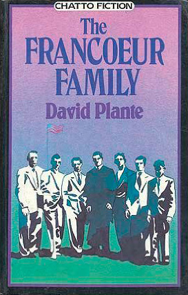 the francoeur family book cover