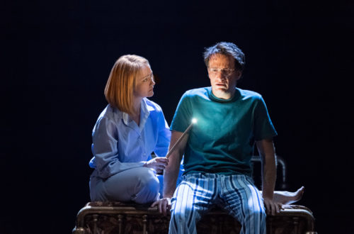 West End Production of the new play Harry Potter and the Cursed Child,