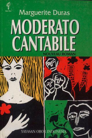 Μoderato Cantabile της Mαργκερίτ Ντιράς