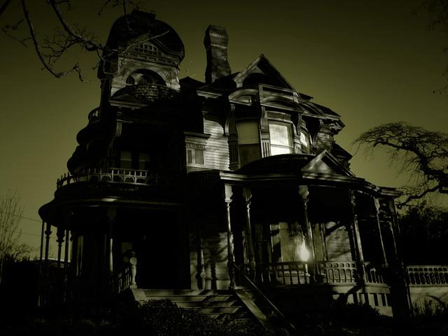 Στοιχειωμένο σπίτι