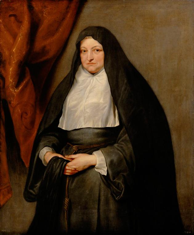 German: Infantin Isabella Clara Eugenia (1566-1633)