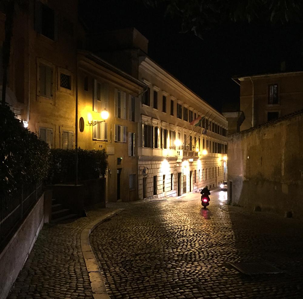 Ρώμη οδός