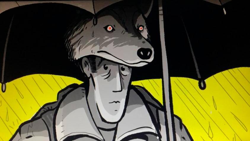 Ο Συλλέκτης – Έξι διηγήματα για έναν κακό λύκο του Soloúp